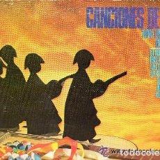 Discos de vinilo: CANCIONES DE LA TUNA - TUNA UNIVERSITARIA DE BARCELONA - LP COLUMBIA 1970. Lote 97579583