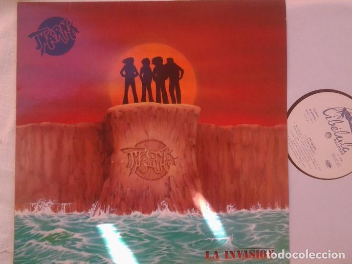 THARNA- LA INVASION .HARD ROCK (Música - Discos - LP Vinilo - Heavy - Metal)