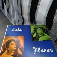 Discos de vinilo: LP MUY RARO LOLA FLORES ALHAMBRA VENEZUELA EX/EX. Lote 97594371