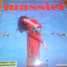 Discos de vinilo: MASSIEL . ROSAS EL MAR + 3 - EP 1967. Lote 97604579