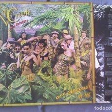 Discos de vinilo: KID CREOLE & THE COCONUTS - OFF THE COAST OF ME. EDICIÓN ESPAÑOLA 1982. Lote 97608355