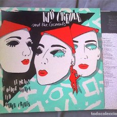 Discos de vinilo: KID CREOLE & THE COCONUTS - IN PRAISE OF OLDER WOMEN AND OTHER CRIMES. EDICIÓN ESPAÑOLA 1985. Lote 97609855