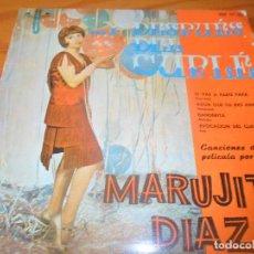 Discos de vinilo: MARUJITA DIAZ Y DESPUES DEL CUPLE- SI VAS A PARIS PAPA/ EVOCACION DEL CLAQUE +2 - EP 1959. Lote 97612803