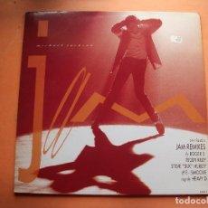 Discos de vinilo: MICHAEL JACKSON JAM MAXI HOLANDA 1992 PDELUXE . Lote 97615471