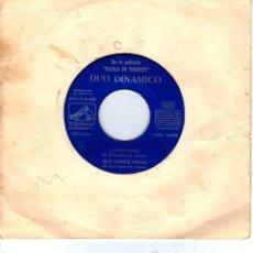 Discos de vinilo: DUO DINAMICO CAPRICHOSA +3. Lote 97619283