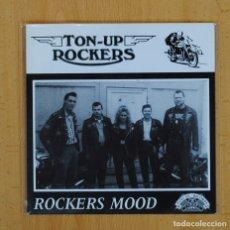 Discos de vinilo: TON UP ROCKEERS - ROCKERS MOOD + 3 - EP. Lote 97621479