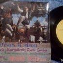 Discos de vinilo: JOTAS A DUO - CAMILA GRACIA - MANUEL MARTIN - VICENTE CAMBRA - SELLO MONTILLA 1960 - EX. Lote 97629135