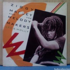 Discos de vinilo: ZIGGY MARLEY AND THE MELODY MAKERS - LEE & MOLLY 1988 12