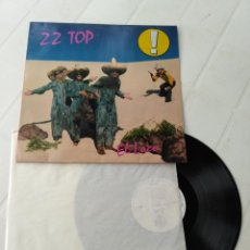 Discos de vinilo: LP DISCO VINILO ZZ TOP EL LOCO ROCK. Lote 97640707