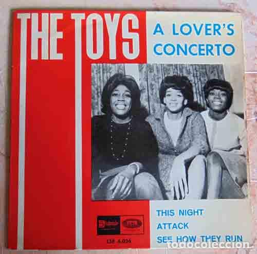 A lover s concerto toys