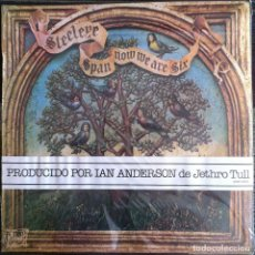Discos de vinilo: STEELEYE SPAN - NOW WE ARE SIX - LP CHRYSALIS/RCA 1981 REEDICIÓN ESPAÑOLA PRECINTADO.. Lote 97648871