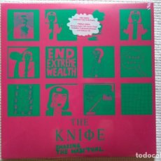 Discos de vinilo: THE KNIFE - '' SHAKING THE HABITUAL '' 3 LP 180GR. + 2 CD + 2 POSTER 2013 EU SEALED. Lote 97661999