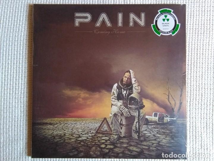 PAIN - '' COMING HOME '' LP EU 2016 SEALED (Música - Discos - LP Vinilo - Pop - Rock Extranjero de los 90 a la actualidad)