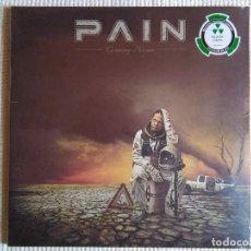 Discos de vinilo: PAIN - '' COMING HOME '' LP EU 2016 SEALED. Lote 97664239