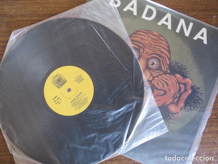 Discos de vinilo: BADANA ROCK DE CLOACA EDICION ORIGINAL 1987 XIRIVELLA RECORDS - Foto 6 - 97669727