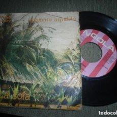 Discos de vinilo: ANTIGUO EP CONJUNTO MINDELO - ARRANCA SOLA - ANGOLA. Lote 97674015