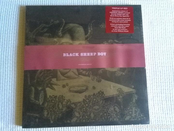 OKKERVIL RIVER '' BLACK SHEEP BOY '' 3 LP + DOWNLOAD 10TH ANNIVERSARY DELUXE EDITION 2015 USA SEALED (Música - Discos - LP Vinilo - Pop - Rock Extranjero de los 90 a la actualidad)