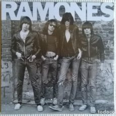 Discos de vinilo: RAMONES '' RAMONES 40TH ANNIVERSARY DELUXE EDITION '' LP + 3 CD 2016 EU NUMBERED SEALED. Lote 97677751