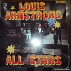 Discos de vinilo: LOUIS ARMSTRONG.- ALL STARS LP EDICION ESPAÑ0LA-1975. Lote 97686199