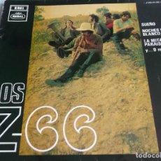 Discos de vinilo: LOS Z66-LP EDICION ORIGINAL ESPAÑOLA DE 1969 MUY DIFICIL ENCONTRARLO EN TAN BUEN ESTADO. Lote 97686971