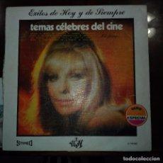 Discos de vinilo: TEMAS CELEBRES DEL CINE 101- STRINGS. Lote 97689311