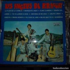 Discos de vinilo: LOS ANGELES DEL PARAGUAY. Lote 97691679