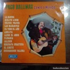 Discos de vinilo: PACO BALLINAS. Lote 97691891