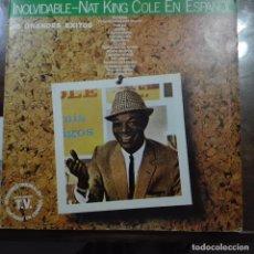 Discos de vinilo: NAT KING COLE. Lote 97693203