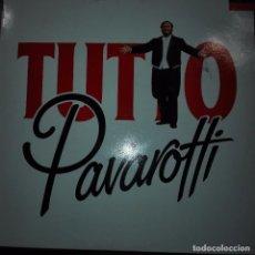 Discos de vinilo: TUTTO PAVAROTTI. Lote 97693891