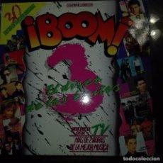 Discos de vinilo: BOOM 3. Lote 97694379