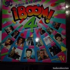 Discos de vinilo: BOOM 4. Lote 97694431
