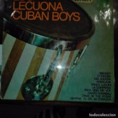 Discos de vinilo: LOS LECUONA CUBAN BOYS-DISCO DEL AÑO 67.- TIENE 50 AÑOS. Lote 97695095