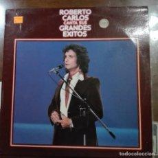 Discos de vinilo: ROBERTO CARLOS SUS GRANDES EXITOS AÑO DE 1978. Lote 97697735