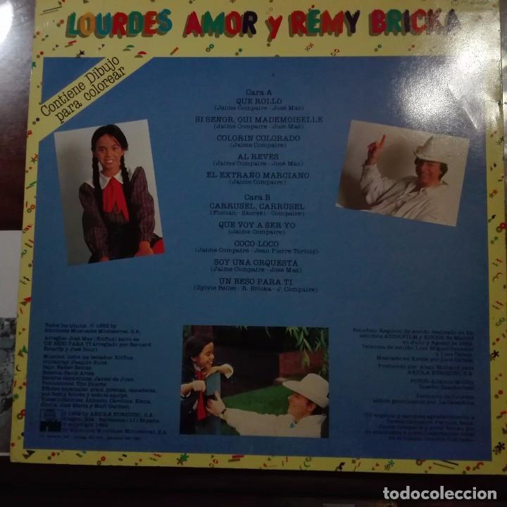 Discos de vinilo: LOURDES Y REMY - Foto 2 - 97703151