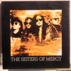 Dischi in vinile: THE SISTERS OF MERCY - DOCTOR JEEP - NUEVO ALEMAN. Lote 97710935