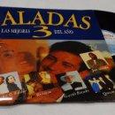 Discos de vinilo: BALADAS LAS MEJORES 3 DEL AÑO -LP 1993 PAUL MC, FREDDIE MERCURY, QUEEN, ROXETTE. Lote 97720459