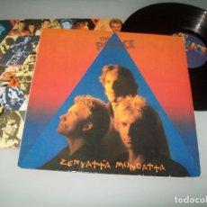Discos de vinilo: THE POLICE - ZENYATTA MONDATTA ..LP DE AM-RECORDS .. 1ª EDICION ESPAÑOLA DE 1980. Lote 97724175
