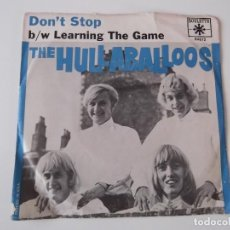 Discos de vinilo: THE HULLABALLOOS - DON'T STOP. Lote 97731415