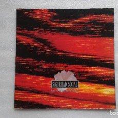 Discos de vinilo: SEGURIDAD SOCIAL - QUE NO SE EXTINGA LA LLAMA LP 1991. Lote 97733623