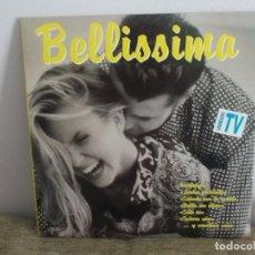 Discos de vinilo: BELLISSIMA - RECOPILACION DOBLE LP MUSICA VINILO. Lote 97739267