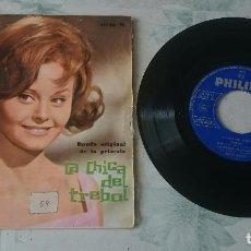 Disques de vinyle: ROCÍO DURCAL: TREBOLE + 3 (PHILIPS 1964). Lote 97748803