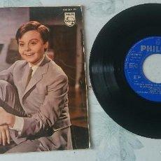 Disques de vinyle: ROCIO DURCAL: MI CORAZÓN + 3 (PHILIPS 1965). Lote 97750267