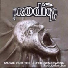 Discos de vinilo: 2LP THE PRODIGY MUSIC FOR THE JILTED GENERATION VINILO. Lote 128213752