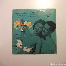 Discos de vinilo: MOULIN ROUGE. MANTOVANI Y SU ORQUESTA. EL TERCER HOMBRE. ANTON KARAS. CANDILEJAS. TDKDS7. Lote 97765679
