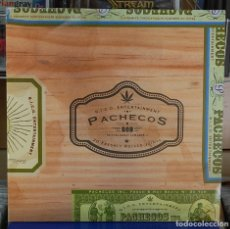 Discos de vinilo: PACHECOS. 20 FRESHLY ROLLED JOINS.RICO INTERTEIMENT 2002. LP DOBLE. Lote 97766175