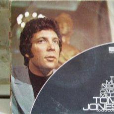 Discos de vinilo: DISCOS 2 SINGLES DE TOM JONES. Lote 97778959