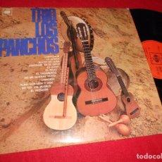 Discos de vinilo: TRIO LOS PANCHOS LP 1970 CBS EDICION ESPAÑOLA SPAIN. Lote 97779783