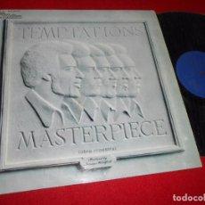 Discos de vinilo: THE TEMPTATIONS MASTERPIECE LP 1973 TAMLA MOTOWN EDICION ESPAÑOLA SPAIN. Lote 97786499
