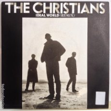 Discos de vinilo: THE CHRISTIANS - IDEAL WORLD (REMIX) - NUEVO ESPAÑOL. Lote 97786559