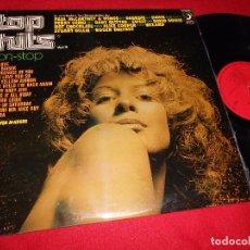 Disques de vinyle: THE COVER MAKERS TOP HITS NON STOP VOL.9 LP 1973 DISCOPHON EDICION ESPAÑOLA SPAIN BEATLES. Lote 97790071